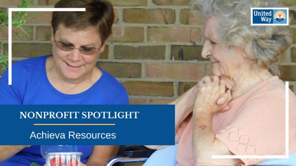 Nonprofit Spotlight Achieva Resources