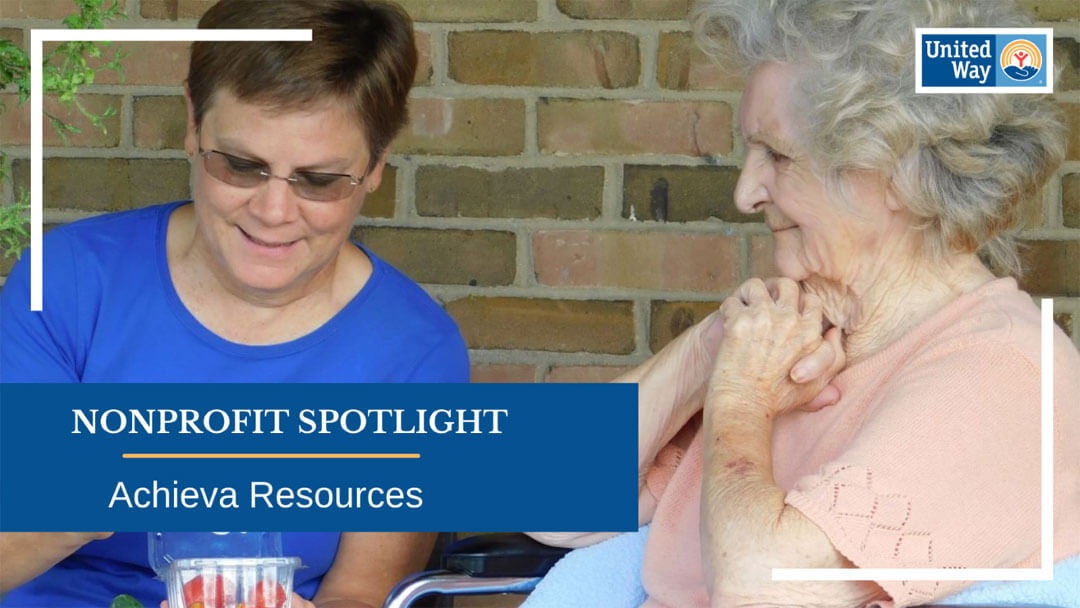 Nonprofit Spotlight: Achieva Resources