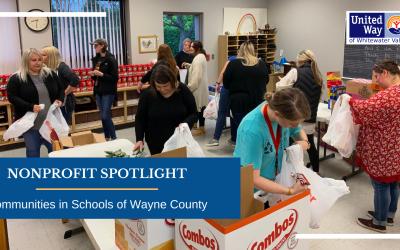 Nonprofit Spotlight: Communities In Schools of Wayne County