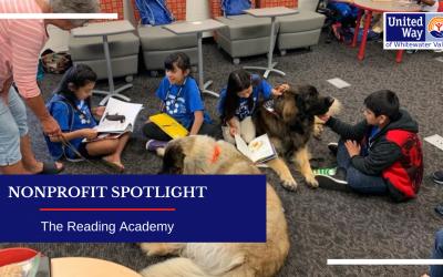 Nonprofit Spotlight: The Reading Academy