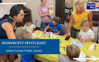 Nonprofit Spotlight: Union County Public Library